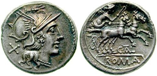 juventia roman coin denarius